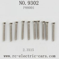 PXToys NO.9302 Parts-Screw P88001