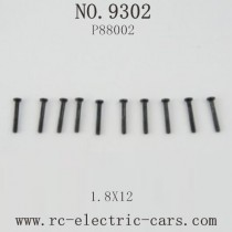 PXToys NO.9302 Parts-Screw P88002