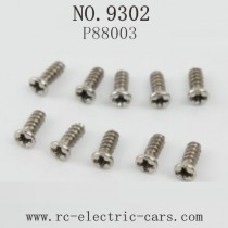 PXToys NO.9302 Parts-Screw P88003