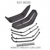 RGT 86100 Parts Protect Bumper for Car shell