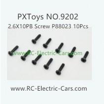 PXToys 9202 Car Parts-P88023 screws