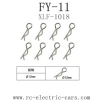 FEIYUE FY-11 Parts-R-Shape Lock