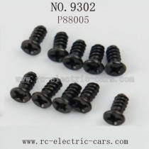 PXToys NO.9302 Parts-Screw P88005