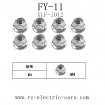 FEIYUE FY-11 Parts-Flange Lock nut