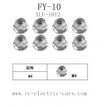 FEIYUE FY-10 Parts-Flange Lock nut XLF-1012