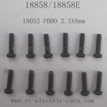 HBX 18858 Car Parts Pan Head Self Tapping Screw 18052