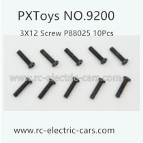 PXToys 9200 Car Parts-Screw P88025