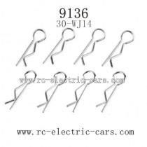 XINLEHONG TOYS 9136 Parts-Shell Pin 30-WJ14