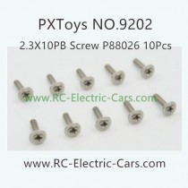 PXToys 9202 Car Parts-P88026 screws