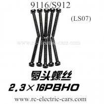 XINLEHONG 9116 S912 Truck Screws LS07