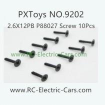 PXToys 9202 Car Parts-P88027 screws