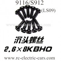XINLEHONG 9116 S912 Truck Screws LS09