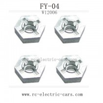 Feiyue fy-04 Parts-Hexagon Set W12006