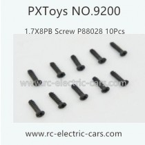 PXToys 9200 RC Car Parts-Screws P88028