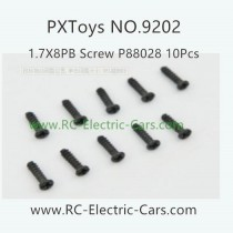 PXToys 9202 Car Parts-P88028 screws