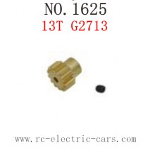 REMO 1625 Parts-Motor Gear 13T G2713