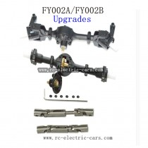 FAYEE FY002A FY002B Upgrades-Axle and Universal Drive Shaft
