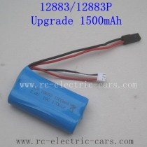 HBX 12883 12883P Parts Upgrade Battery