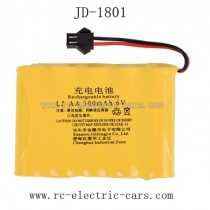 JDRC JD-1801 Parts NI-CD 6V 500mAh Battery