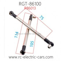 RGT 86100 Rock Crawler Parts-Front Upper Connect Rod