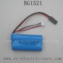 SUBOTECH BG1521 Parts 7.4V Battery