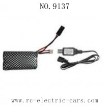 XINLEHONG 9136 Parts-Battery and Charger