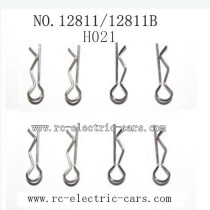 haiboxing HBX 12811B parts-Body Clip H021