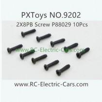 PXToys 9202 Car Parts-P88029 screws