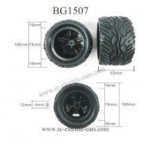 Subotech BG1507 rc Car Parts wheel
