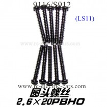 XINLEHONG 9116 S912 Truck Screws LS11