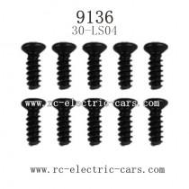XINLEHONG TOYS 9136 Parts-Countersunk Head Screw 30-LS04