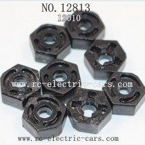 HBX 12813 CAR Survivor MT Parts-Wheel Hex 12010