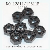 haiboxing HBX 12811B parts-Wheel Hex 12010