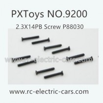 PXToys 9200 RC Car Parts-Screws P88030