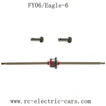 FeiYue FY06 Upgrade parts-Metal Rear Middle Differential Assembly