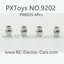 PXToys 9202 Car Parts-P88035 screws