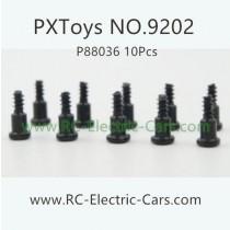 PXToys 9202 Car Parts-P88036 screws