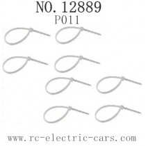 HBX 12889 Thruster parts Zip Ties Small P011