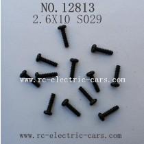 HBX 12813 CAR Survivor MT Parts-Round Head Self Tapping Screw S029