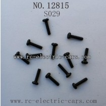 HAIBOXING HBX 12815 parts-Round Head Self Tapping Screw S029