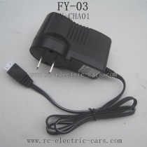 FEIYUE FY03 Parts Charger US Plug