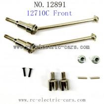 Haiboxing 12891 Parts-Upgrade Drive Shafts 12710C
