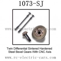 REMO HOBBY 1073-SJ Parts Steel Bevel Gears CNC Axis