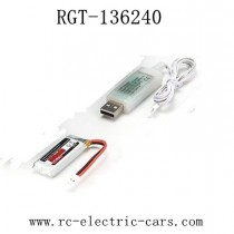 RGT Adventurer 136240 Parts-Battery and Charger