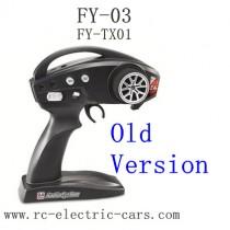 FEIYUE FY03 Parts Old Transmitter