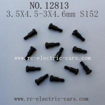 HBX 12813 CAR Survivor MT Parts-Step Screws S152