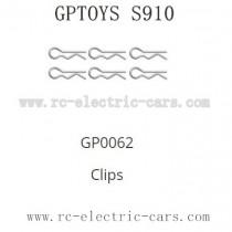 GPTOYS S910 Parts GP0062 Clips
