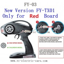 FEIYUE FY03 Parts New Transmitter