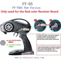 FEIYUE FY-05 parts-New Transmitter