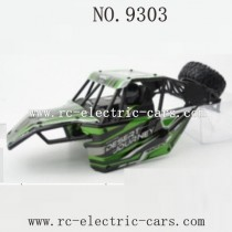 PXToys 9303 parts Car Shell PX9300-25A